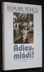 náhled knihy - Adieu, mládí!