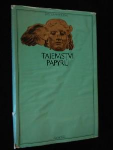 náhled knihy - Tajemství papyrů (Ocpl, 128 s.)