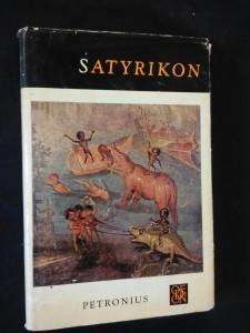 náhled knihy - Satyrikon (Ocpl., 200 s.)
