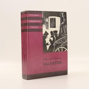náhled knihy - Salvator (2. díl)