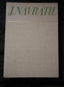 náhled knihy - Josef Navrátil (A4, Ocpl, 80 s textu, 325 vyobr.)