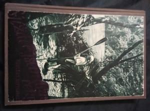 náhled knihy - Sjížděl jsem dravé řeky - Sám v peřejích Amazonky (Oppl, 180 s., 65 foto)