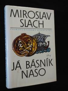 náhled knihy - Já básník Naso (il. J. Liesler)