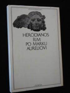 Řím po Marku Aureliovi (Ocpl, 316 s.)