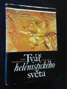 náhled knihy - Tvář helénistického světa