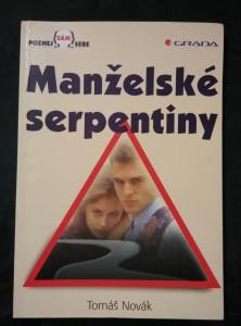 náhled knihy - Manželské serpetiny (Obr)