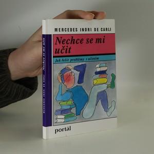 náhled knihy - Nechce se mi učit