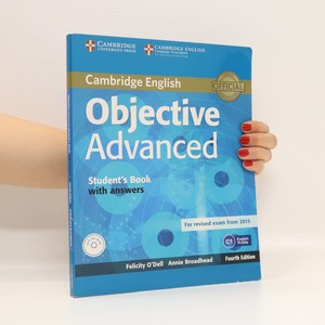náhled knihy - Cambridge English objective advanced. Student's book with answers (obsahuje CD)