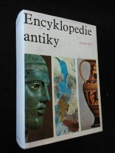 náhled knihy - Encyklopedie antiky (A4, Ocpl, 744 s, 502 obr., 8 příl., 6 map, 4 tab.)