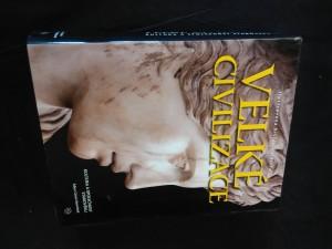 náhled knihy - Velké civilizace - ilustrovaná historie lidstva (A4, lam, 464 s.)