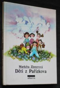 náhled knihy - Děti z Pařízkova : pro začínající čtenáře