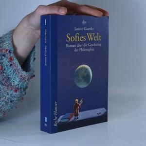 náhled knihy - Sofies Welt : Roman über die Geschichte der Philosophie