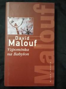 náhled knihy - Vzpomínka na Babylon (Ocpl., 214 s.)