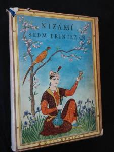 náhled knihy - Sedm princezen (Oppl., 268 s., oba il. V. Fiala, typo M. Kaláb)