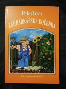 náhled knihy - Peleškova zahrádkářská ročenka (Obr., 104 s.)