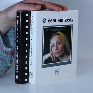 náhled knihy - O čem sní ženy. 1. a 2. díl. (2 svazky)