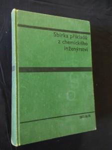 náhled knihy - Sbírka příkladů z chemického inženýrství (A4, Ocpl, 756 s.)