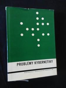náhled knihy - Problémy kybernetiky - sborník (A4, Ocpl, 372 s., 107 vyobr.)
