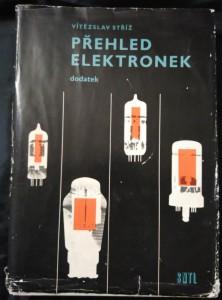 náhled knihy - Přehled elektronek (A4, Ocpl, 395 s., + dodatek)
