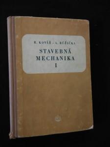 náhled knihy - Stavební mechanika