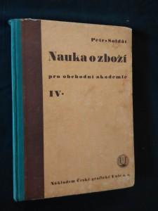 náhled knihy - Nauka o zboží