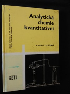 náhled knihy - Analytická chemie kvantitativní pro II. roč. SŠ (lam, 142 s, 20 obr., 8 tab.)