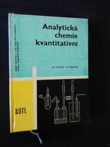 náhled knihy - Analytická chemie kvantitativní pro III. roč. SŠ (lam, 276 s, 23 obr., 4 tab.)