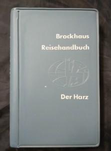 náhled knihy - Brockhaus Reisenhandbuch - Der Harz - Halle, Magdeburg, Nordhausen? (plast, 436 s., mapa)