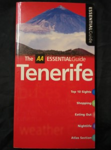 náhled knihy - Tenerife - The AA Essential Guide (A4, 144 s., bar foto, mapky)