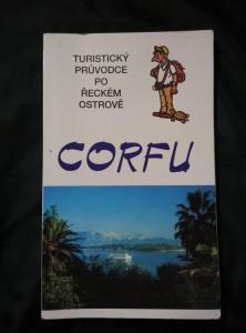 náhled knihy - Corfu - Turistický průvodce po řeckém ostrově (Obr, 112 s., 16 s bar příl.)