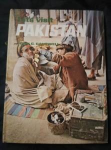 náhled knihy - Let´s visit Pakistan (Ocpl, 96 s., foto)