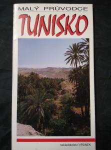 náhled knihy - Tunisko - malý průvodce (Obr, 76 s., bar. fota, mapa)