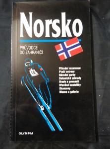 náhled knihy - Norsko - průvodce (Obr, 176 s.)
