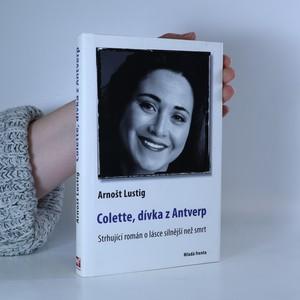 náhled knihy - Colette, dívka z Antverp