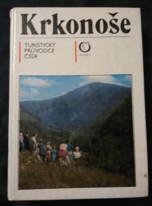 náhled knihy - Krkonoše - turist. průvodce ČSSR (404 s. foto, il., mapky)
