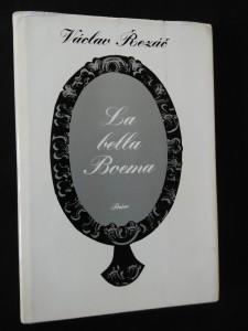 náhled knihy - La bella Boema (Josefina Dušková -Ocpl, il. K. Teissig)