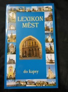 náhled knihy - Lexikon měst do kapsy - 528 obcí ČR (Obr, 272 s., bar foto)