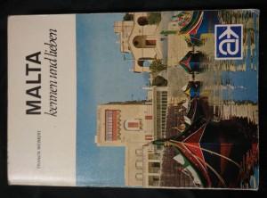 náhled knihy - Malta - kennen und lieben