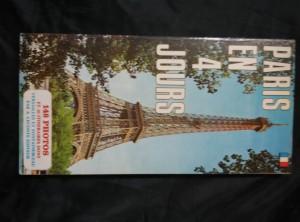 náhled knihy - Paris en 4 jours