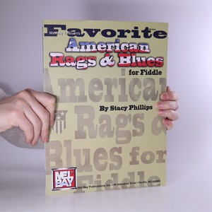 náhled knihy - Favorite American Rags & Blues for Fiddle