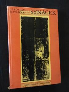 náhled knihy - Synáček (lam, 148 s., il. V. Brdlík, typo Z. Seydl)