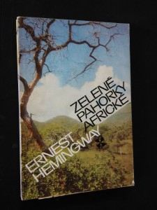 náhled knihy - Zelené pahorky africké