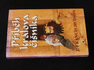 Příběh králova číšníka - Saul, první král Izraele (pv, 496 s.)