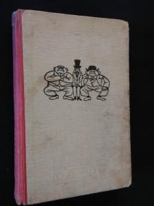 náhled knihy - Panoptikum měšťákům byrokratů a jiných zkamenělin (usp. Z. Ančík, Oppl, 272 s. il. J. Novák)