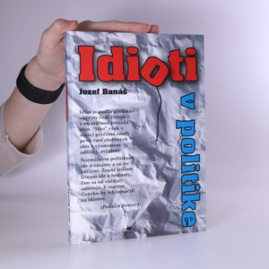 náhled knihy - Idioti v politike (slovensky)