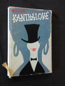 náhled knihy - Kanibalové (ob. J. Javorský)