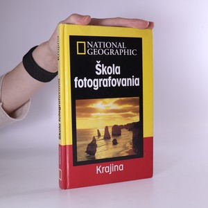 náhled knihy - Škola fotografovania. Krajina (slovensky)