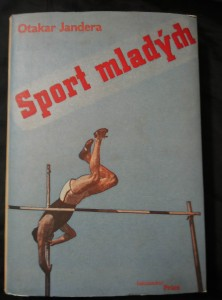 náhled knihy - Sport mladých (Oppl, 292 s., 24 foto, 162 kreseb,  ob a typo K. Teige)