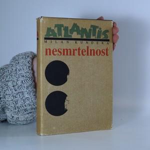 náhled knihy - Nesmrtelnost