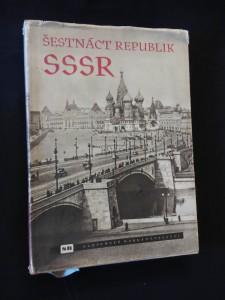 náhled knihy - Šestnáct republik SSSR